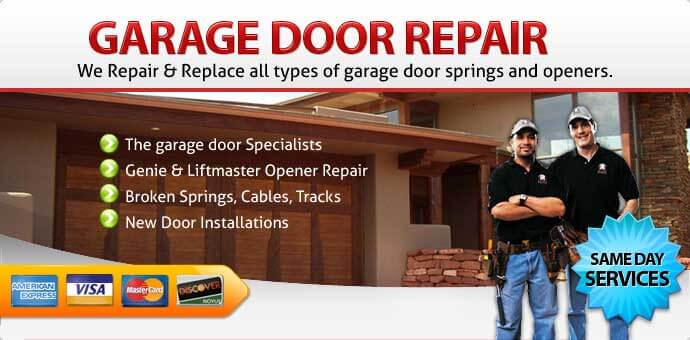 Garage Door Repair Coral Springs FL